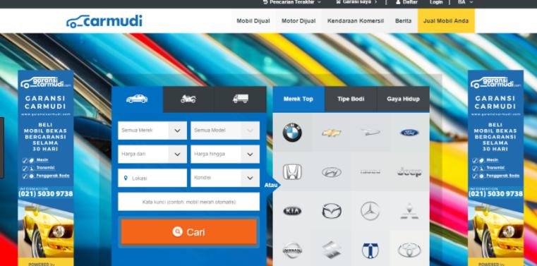 Situs Jual Beli Mobil